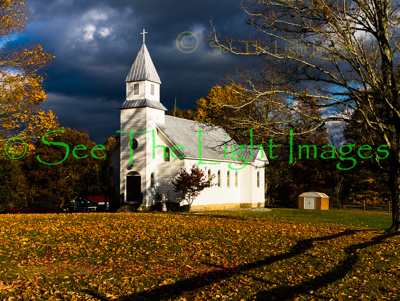 Williamsburg, WV church